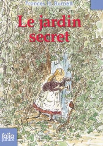 Okładka książki Le jardin secret