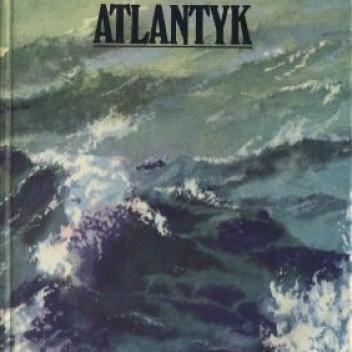 Okładka książki Wielka przygoda oceanów. Atlantyk