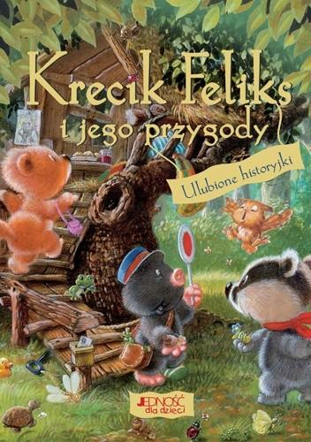 Okładka książki Krecik Feliks i jego przygody