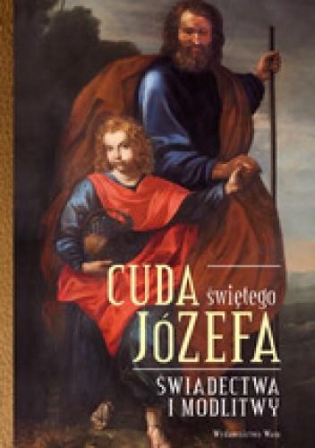 Okładka książki Cuda świętego Józefa