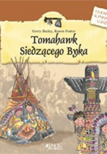 Okładka książki Tomahawk siedzącego byka