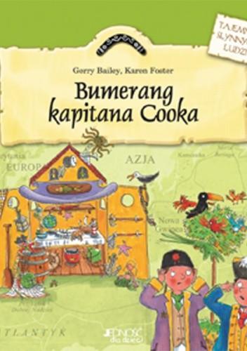Okładka książki Bumerang kapitana Cooka