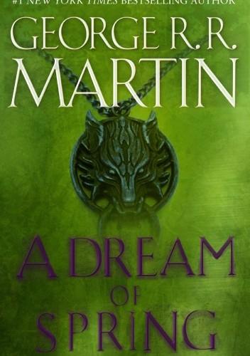 Okładka książki A Dream of Spring
