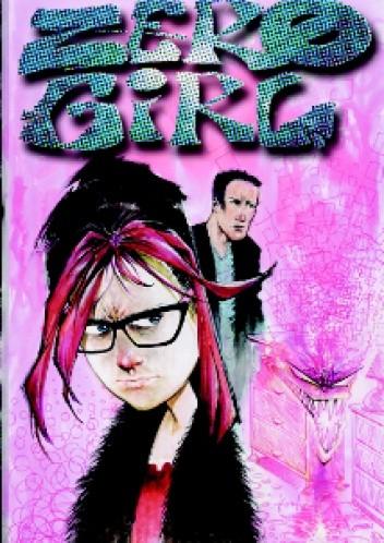 Okładka książki Zero Girl