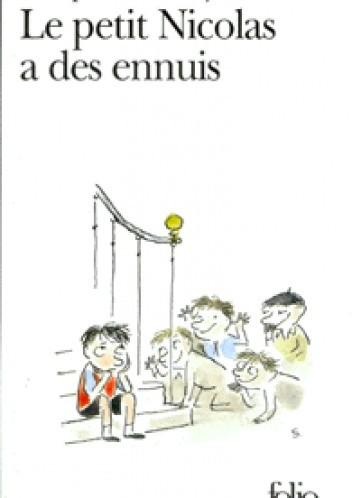 Okładka książki Le Petit Nicolas a des ennuis