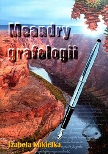 Okładka książki Meandry grafologii
