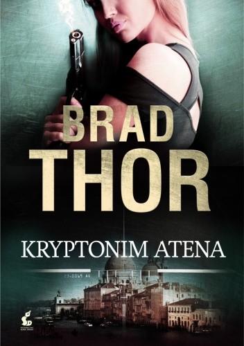 Okładka książki Kryptonim Atena