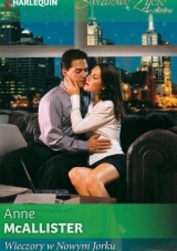 Okładka książki Wieczory w Nowym Jorku