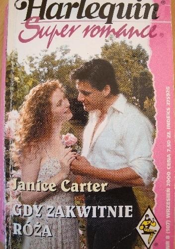 Okładka książki Gdy zakwitnie róża