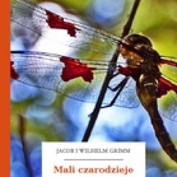 Okładka książki Mali czarodzieje (inny tytuł Stary szewc)