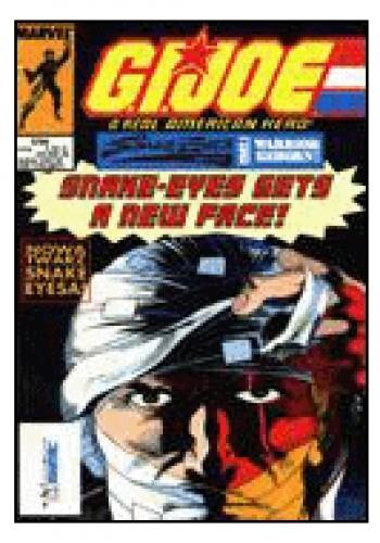 Okładka książki G.I. Joe 1/1996