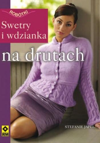 Okładka książki Swetry i wdzianka na drutach