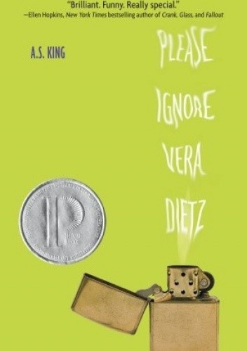 Okładka książki Please Ignore Vera Dietz