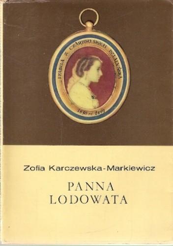 Okładka książki Panna Lodowata