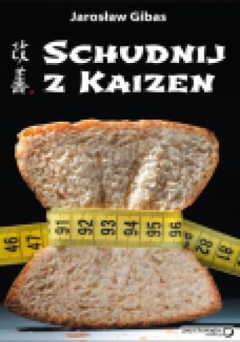 Okładka książki Schudnij z Kaizen