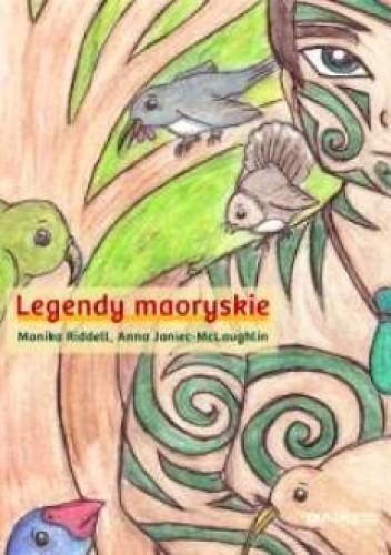 Okładka książki Legendy maoryskie.
