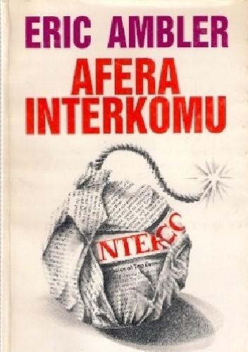 Okładka książki Afera Interkomu