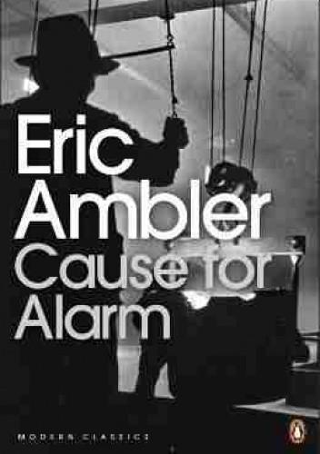 Okładka książki Cause for Alarm