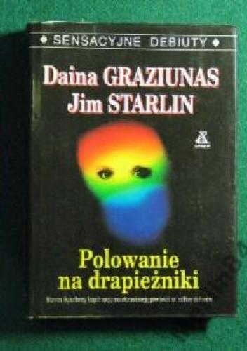 Okładka książki Polowanie na drapieżniki
