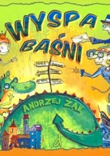 Okładka książki Wyspa baśni