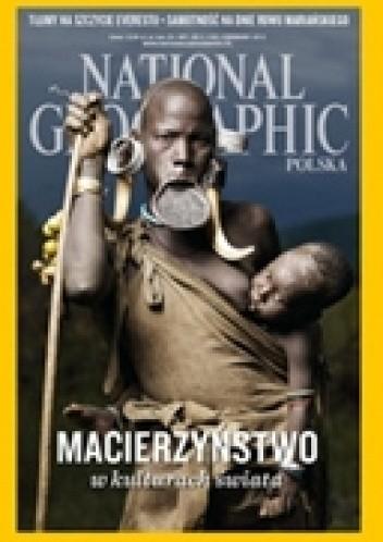Okładka książki National Geographic 06/2013 (165)