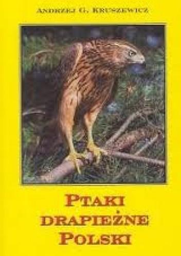 Okładka książki Ptaki drapieżne Polski