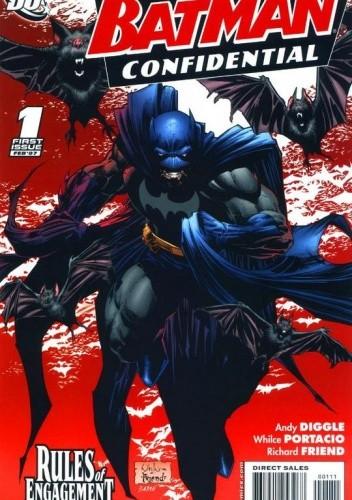 Okładka książki Batman Confidential, Vol. 1: Rules of Engagement