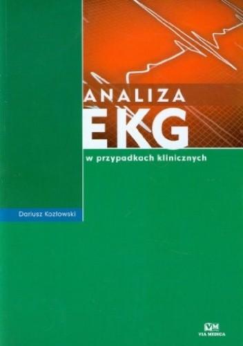 Okładka książki Analiza EKG w przypadkach klinicznych