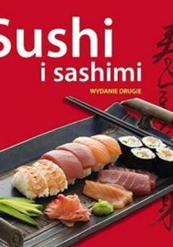 Okładka książki Sushi i sashimi