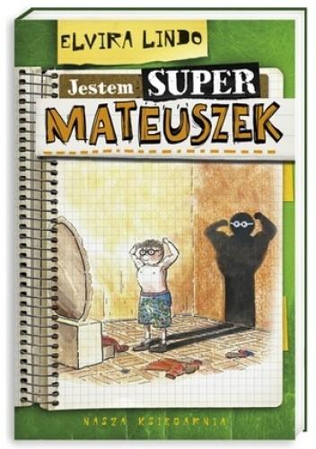 Okładka książki Jestem super-Mateuszek