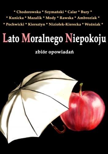 Okładka książki Lato moralnego niepokoju