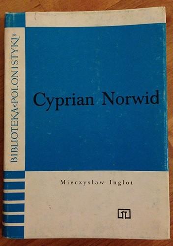 Okładka książki Cyprian Norwid