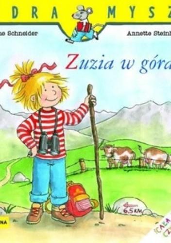 Okładka książki Zuzia w górach