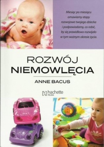 Okładka książki Rozwój niemowlęcia