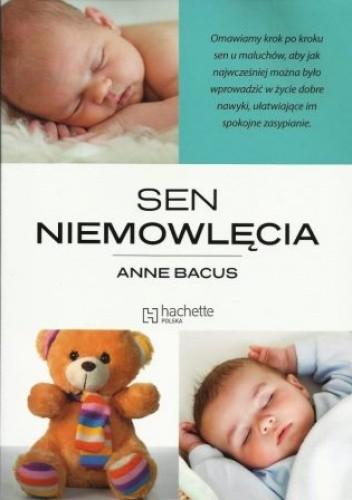 Okładka książki Sen niemowlęcia