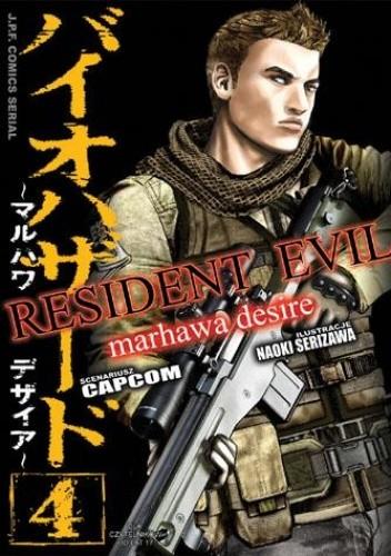 Okładka książki Resident Evil #4