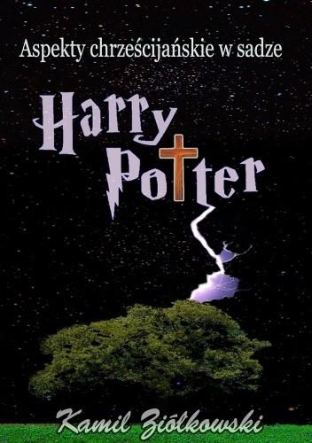 Okładka książki Aspekty chrześcijańskie w sadze Harry Potter