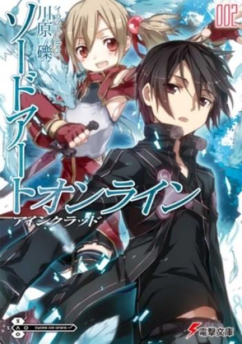 Okładka książki Sword Art Online 02 - Aincrad
