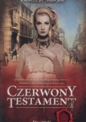 Okładka książki Czerwony testament. Tom II