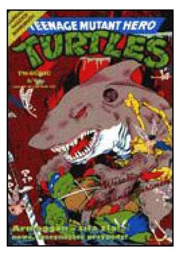 Okładka książki Teenage Mutant Hero Turtles 2/1995