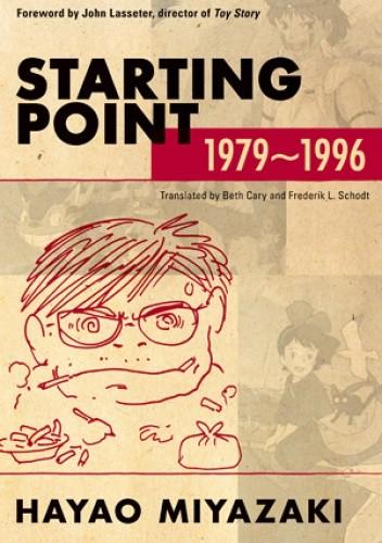 Okładka książki Starting Point: 1979-1996