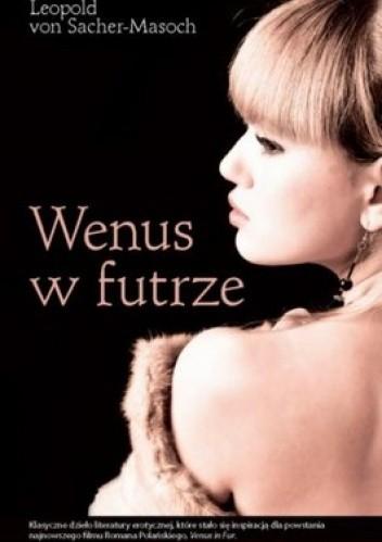 Okładka książki Wenus w futrze