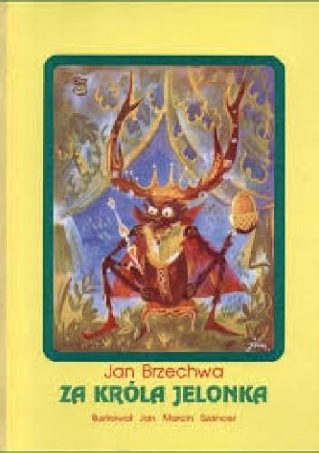 Okładka książki Za króla Jelonka