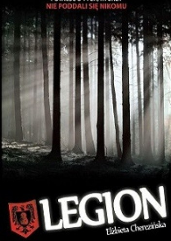 Okładka książki Legion