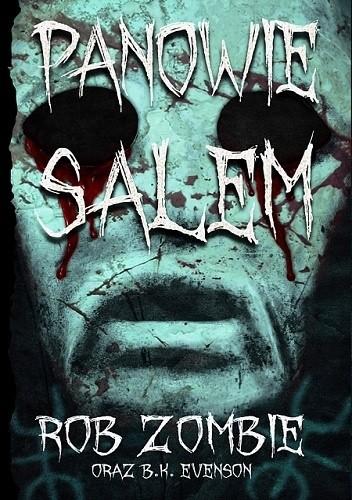 Okładka książki Panowie Salem