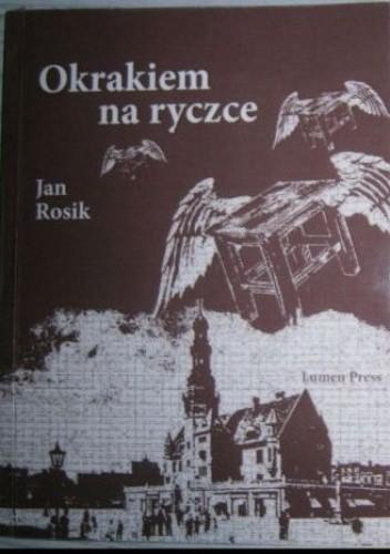 Okładka książki Okrakiem na ryczce