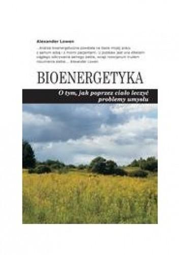 Okładka książki Bioenergetyka