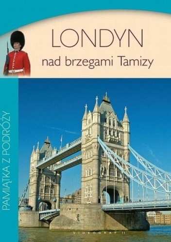 Okładka książki Londyn nad brzegami Tamizy