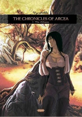 Okładka książki The Chronicles of Arcea: The Athame, vol. 1