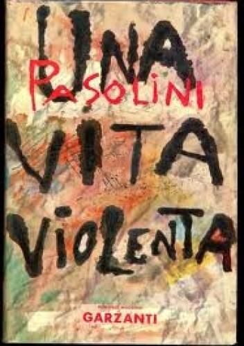 Okładka książki Una vita violenta